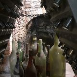 Cantina bottiglie del Nonno - Grandfather bottles